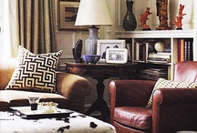 Ed's decor ideas / by Kristi Ragsdale