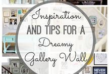 Gallery Wall / by Paula Nowling