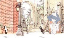 Animation / by Frederick Kramer Dal Pra