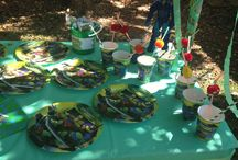 Kids party / N Turtles