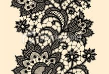 lace + design