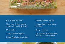 Stake recipe