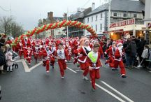 Bideford Santas on the Run 2015 / Our annual Santas on the Run event happened in Bideford on Sunday 6 December 2015.