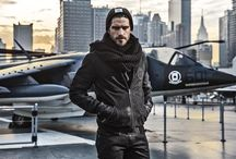 A / W Collection 2014 / From cool formal to rugged casual.