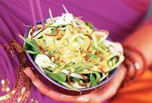 Recepten / Lekker recepten, liefst vegetarisch