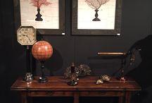 Exhibition Showroom - Photos de Salon / Pictures of our cabinet in our showroom - Photos de nos meubles lors de salon. French Classic furnitures - Meubles de style Français