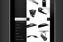 Tablet UI | Products