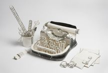 MODERN ACCESSORIES - AESTHETICALLY PLEASING / Various accessories that are beautiful and will grace any residential home.