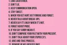 DATING, RELATIONSHIPS, LOVE, ETC.