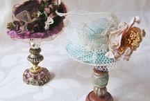 Miniature Lady Accessories  / by Paulette Svec