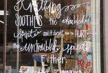 Inspiring Shop Fronts