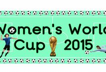 Football / Soccer / World Cup / Euros / Topic - Teaching Ideas – Activities – Arts & Crafts / Women's Football World Cup teaching resources