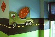 Boy room ideas / by Brittnay Urdahl