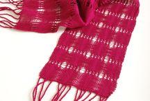 шарфы,дорожки