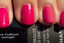 Nail polish / Ah...my ever-growing nail polish stash. Full reviews can be seen at www.carinaeletoile.com