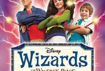 Wizards of Waverly Place / I know it's pretty old and it ended a long time ago, but I love it❤ So hater gon' hate.