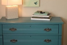 I Love Painted Furniture / by Janelle Norman