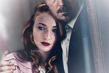 Littlefinger & Sansa
