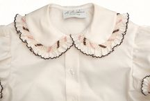 Children smocked shirts / Handmade tailored shocking girl and boy shirts. Made in Florence with love.