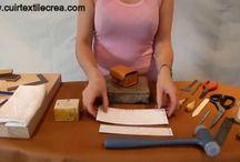 Fabrication d'une petite boite en cuir - Cuir Textile Crea / Cette vidéo vous montre comment réaliser une petite boite en cuir cuir Retrouvez l'intégralité des outils, cuirs et composants présents dans cette vidéo sur notre site: www.cuirtextilecrea.com