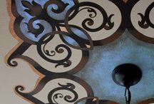 Ceiling Medallions / by Rosemary Norris-Southward