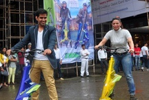 """Event - Fun with """"Trikke"""" on Talent Tuesday at High Street Phoenix"""