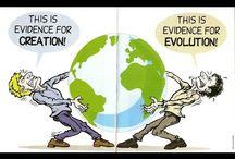 Creation vs Evolution Debates