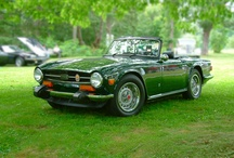 Classic Cars / by Dennis Ringersma