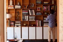 Living Rooms! / A place to hang out and read/visit...
