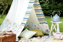 Perfect Picnic Party / Ideas for the perfect outdoors picnic space.
