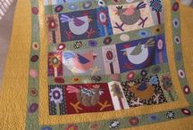quilts/sew / by Shirley Burns