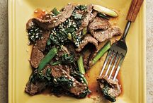 Beef Entrees / Recipes for dinners made with Beef