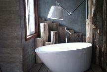 Bathrooms....badkamertje / Bathrooms ....badkamet