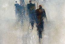Akvarel: Ruthie Aschenhurst