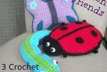 Crochet from 3LittleLambs Etsy Shop