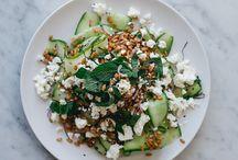 Vegetarian Summer Recipes / Vegetarian recipes that focus on using fresh, summer produce.