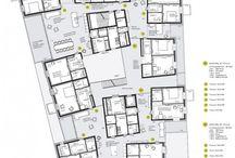 planer flerbostadshus
