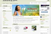 E-Commerce Templates / Creative Yet Professional Templates for your e-commerce Shopping Cart