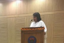 "Talk and Presentation - New Education for New India -Ameeta Mehra - 2018-04-24 - DU / A Talk and Presentation by Ameeta Mehra on 'A New Education for a New India' at a six day international conference cum workshops titled "" The Indian Culture and Psychology: A Consciousness Perspective"" - Department Of Psychology, DU - 24th March 2018."