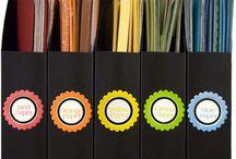 I {should} Get Organized / by Sonya Olsen