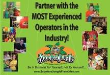 Franchise Opportunity / If you have a passion for providing the atmosphere that supports quality family time while simultaneously building a high-growth business opportunity, then owning a Scooter's Jungle is for you.   http://www.scootersjunglefranchise.com/
