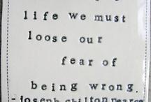 Word. / by Jen Bacon