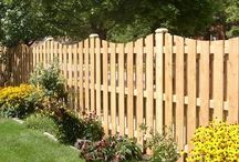 Privacy Fences / Privacy and shadowbox fences offer security and much more. Not only does a privacy fence restrict the view of your backyard from neighbors, but it has also been shown to work as a deterrent for criminal activity. Homeowners consider this fence installation due to the solid structure of a privacy fence. A privacy fence offers protection from the wind for your home or garden. If you're looking for a fence with a little more visibility then try our shadowbox fence design.