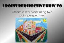 school crea diepte / perspectief