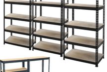 """Shelving for """"all sorts"""""""