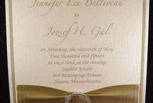 Wedding Invitations / Emerald Invitations has custom made wedding invitations to make your wedding day special!