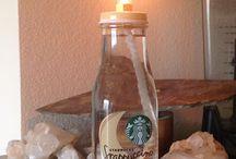Starbucks Jar