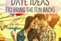 date ideas / by Fiona Cunningham