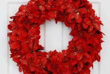 Holiday wreath ideas / DIY wreaths and ideas. Post your swag here.  / by Marie Rose