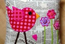 Fabric Craft - Birds